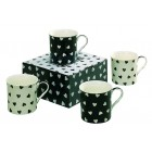 Heath McCabe Countess  Black Hearts Mug Set